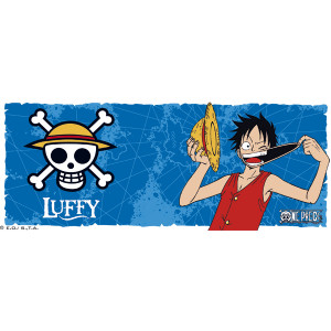 One Piece Luffy Emblem 320 ml Tasse