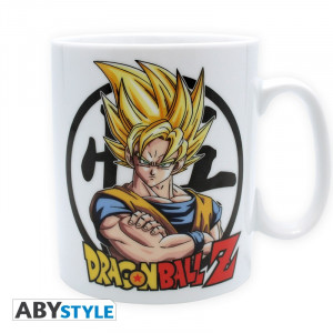Dragon Ball Goku 460ml Tasse