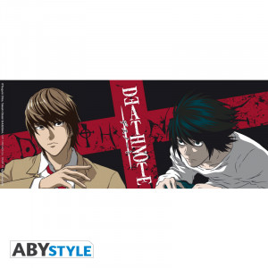 Death Note L & Light 320ml Tasse
