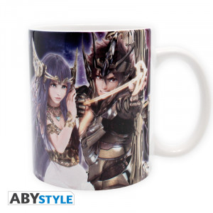 Saint Seiya Movie Athenas Krieger 320ml Tasse