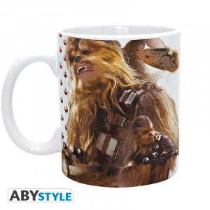 Star Wars Chewbacca 320ml Tasse
