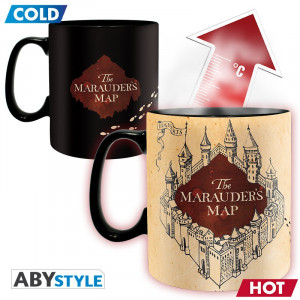 Harry Potter Magic Mug Die Karte des Rumtreibers 460ml Tasse