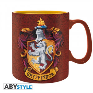 Harry Potter Gryffindor 460ml Tasse