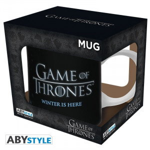 Game of Thrones Nachtkönig Winter Is Here 320ml Tasse