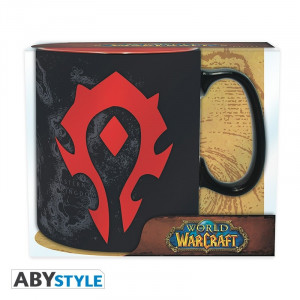 World of Warcraft For The Horde 460ml Tasse