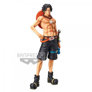 One Piece Grandista - The Grandline Men - Portgas D. Ace