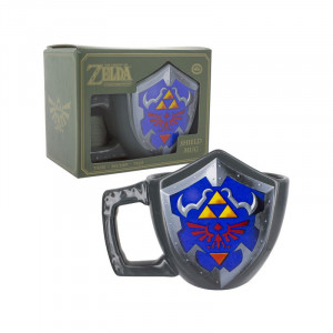 The Legend of Zelda Link Shield Tasse