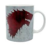 Game of Thrones Stark The North remembers 320ml Tasse
