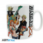 One Piece New World 460ml Tasse