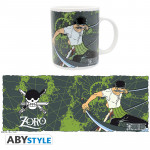 One Piece Zorro Green 320ml Tasse